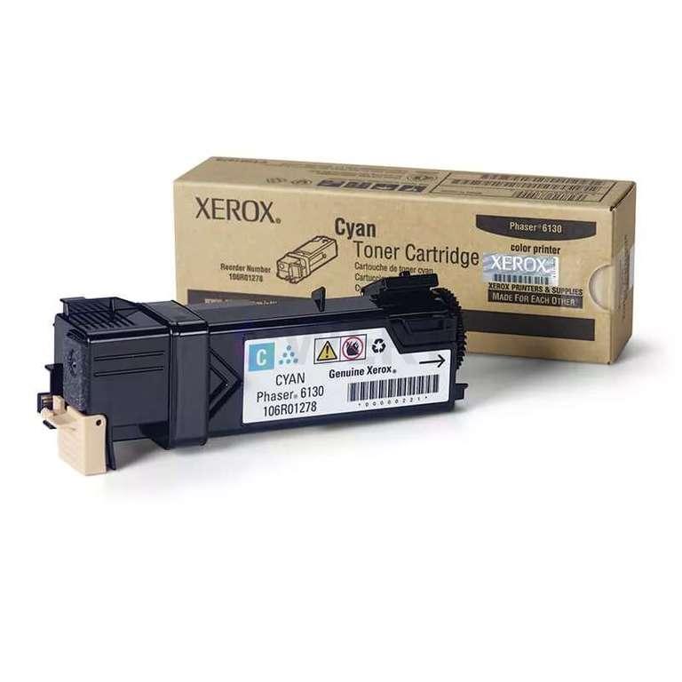 Заправка картриджа Xerox 106R01282