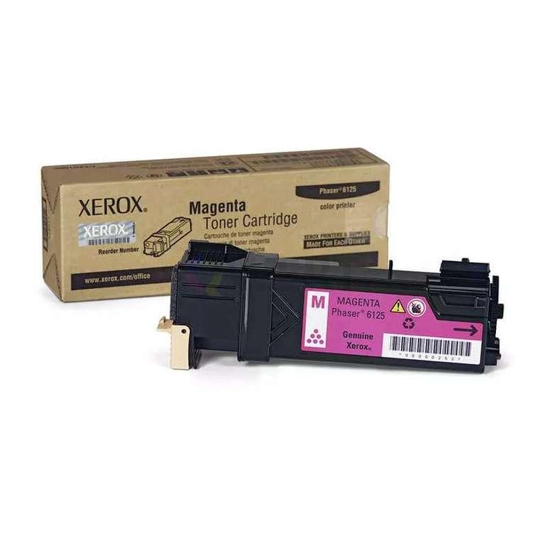 Заправка картриджа Xerox 106R01336