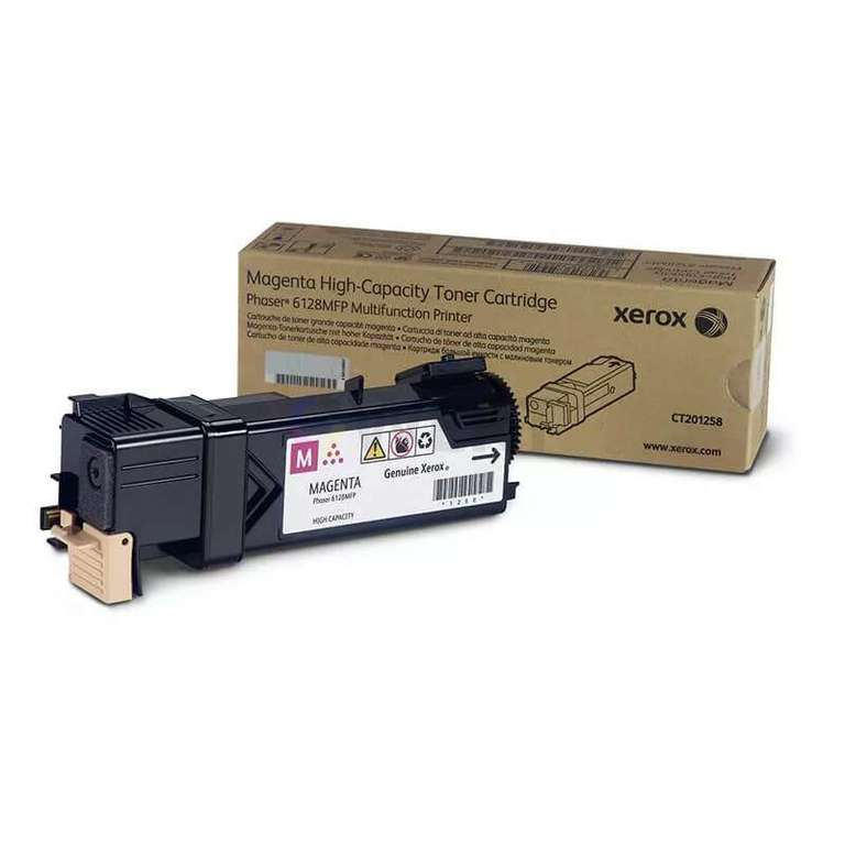 Заправка картриджа Xerox 106R01457