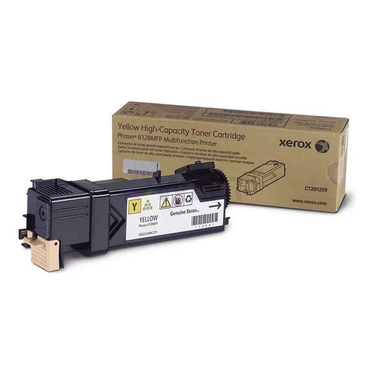 Заправка картриджа Xerox 106R01458