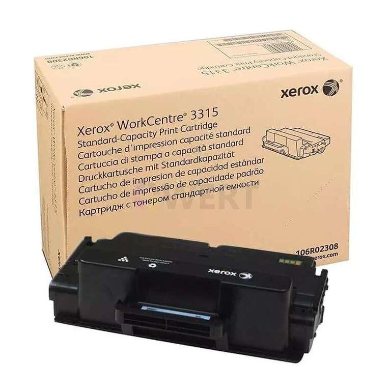 Совместимый картридж Xerox 106R02308