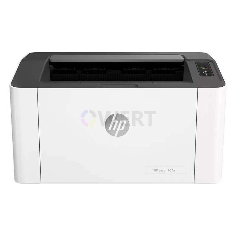 Ремонт принтера HP Laser 107a