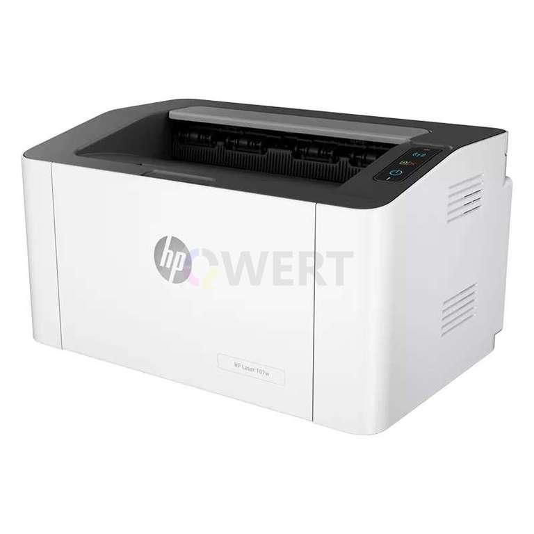 Ремонт принтера HP Laser 107w