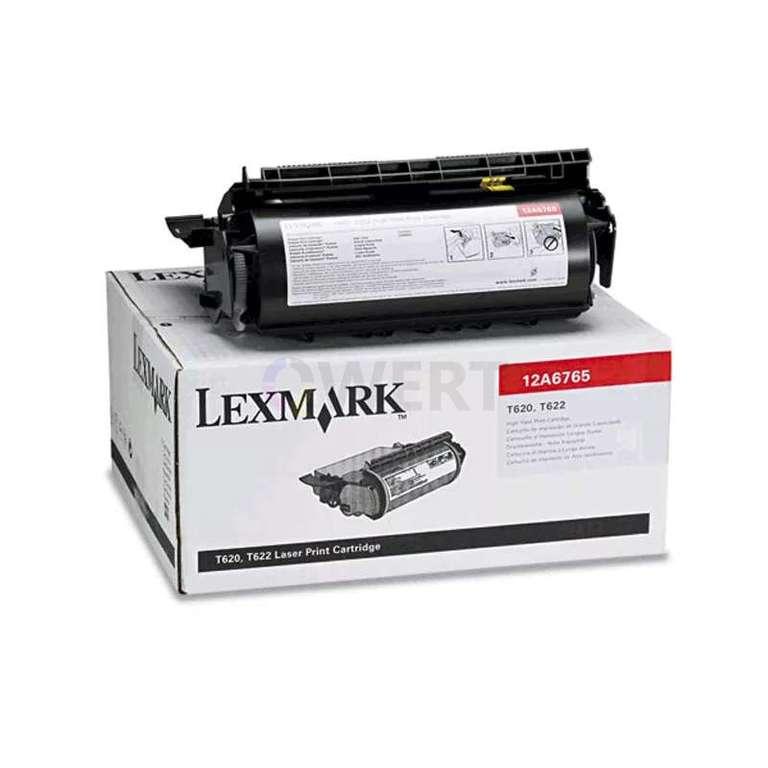 Заправка картриджа Lexmark 12A6765