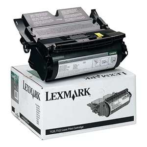 Заправка картриджа Lexmark 12A6830
