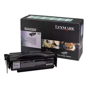 Заправка картриджа Lexmark 12A8320