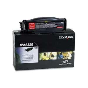 Заправка картриджа Lexmark 12A8325