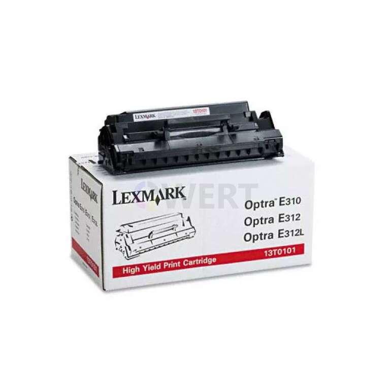 Заправка картриджа Lexmark 13T0101