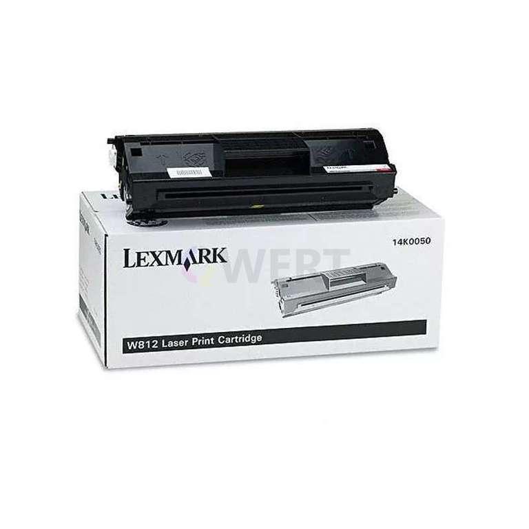 Заправка картриджа Lexmark 14K0050