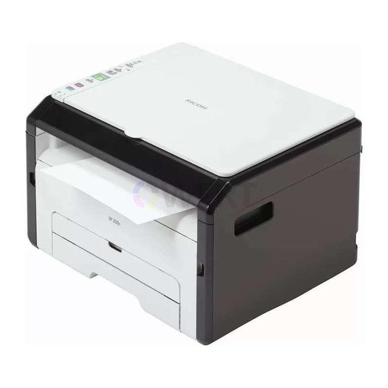 Ремонт принтера Ricoh SP 200S