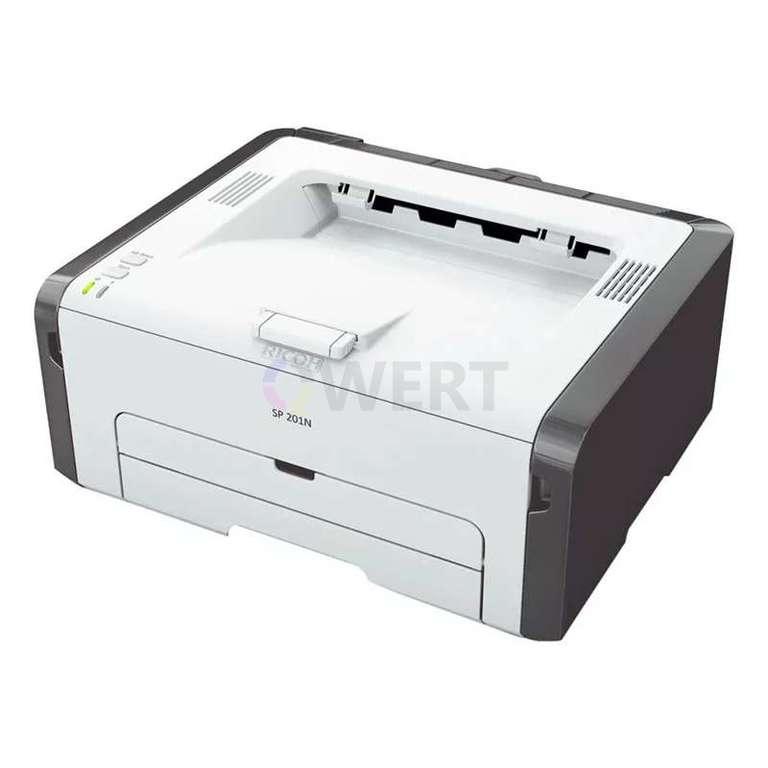 Ремонт принтера Ricoh SP 201N