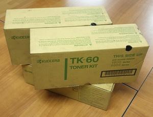 Оригинальный Тонер-картридж KYOCERA TK-60 (37027060)