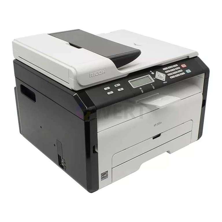 Ремонт принтера Ricoh SP 203SF