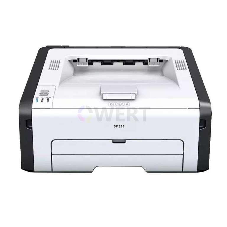 Ремонт принтера Ricoh SP 211