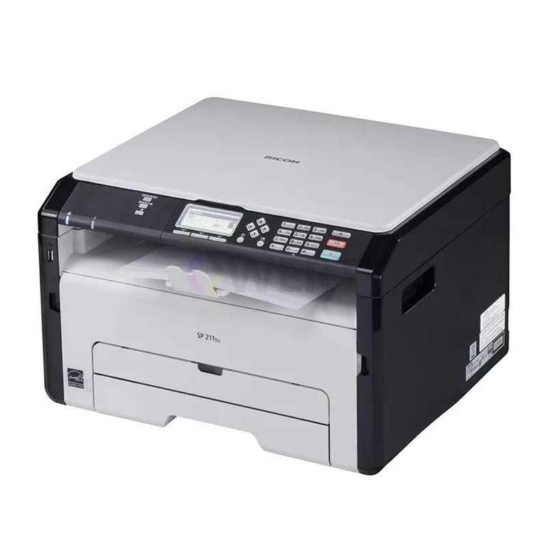 Ремонт принтера Ricoh SP 211SU