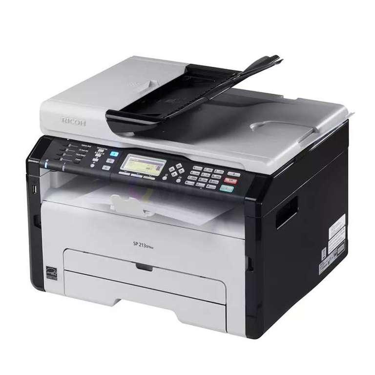 Ремонт принтера Ricoh SP 213SFNw
