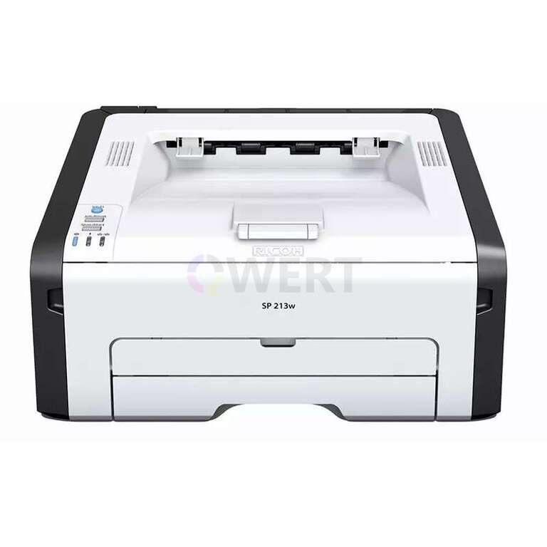 Ремонт принтера Ricoh SP 213w