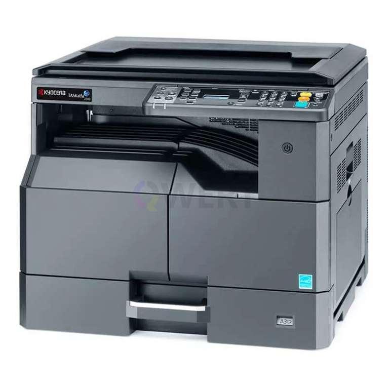 Ремонт принтера Kyocera TASKalfa 2200