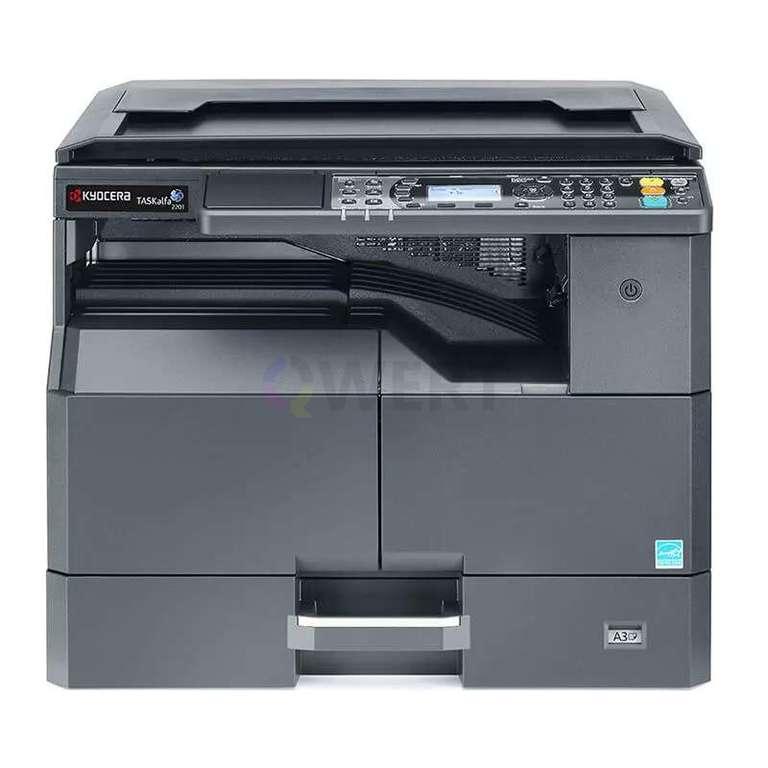 Ремонт принтера Kyocera TASKalfa 2201