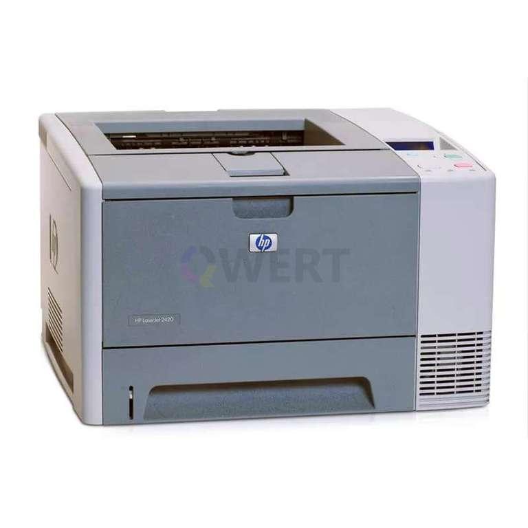 Ремонт принтера HP LaserJet 2420