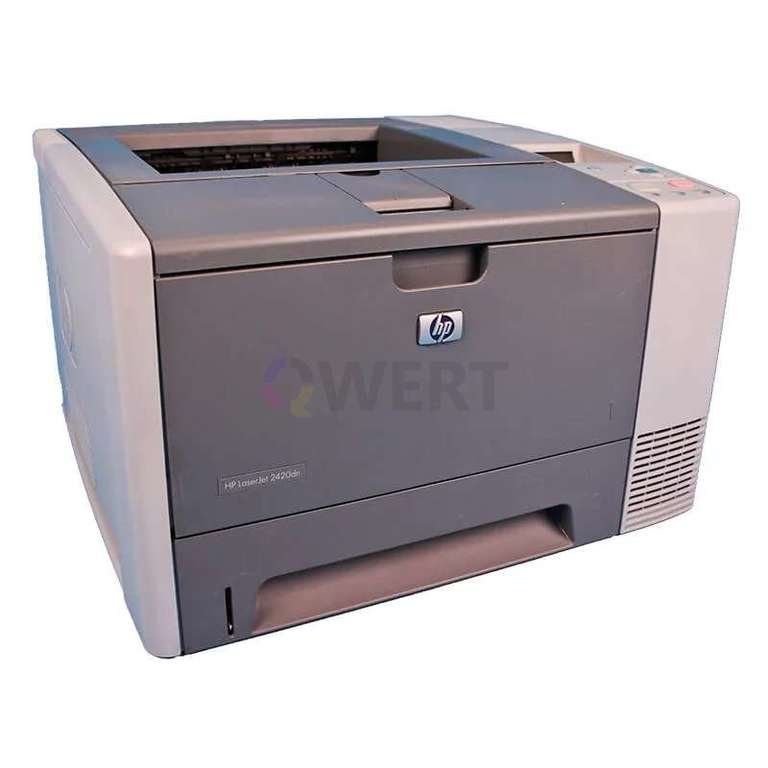 Ремонт принтера HP LaserJet 2420dn