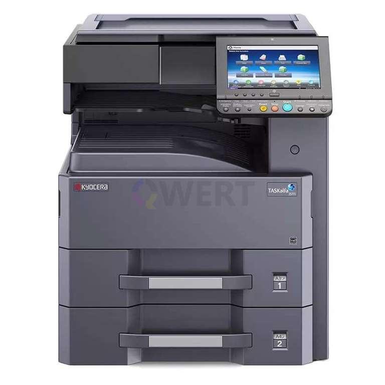 Ремонт принтера Kyocera TASKalfa 3011i