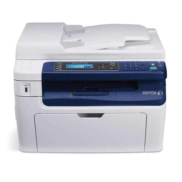 Ремонт принтера Xerox WorkCentre 3045