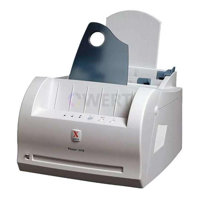 Ремонт принтера Xerox Phaser 3110
