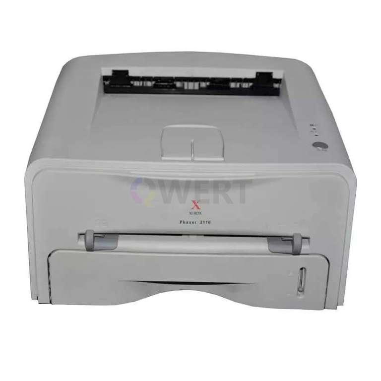 Ремонт принтера Xerox Phaser 3116