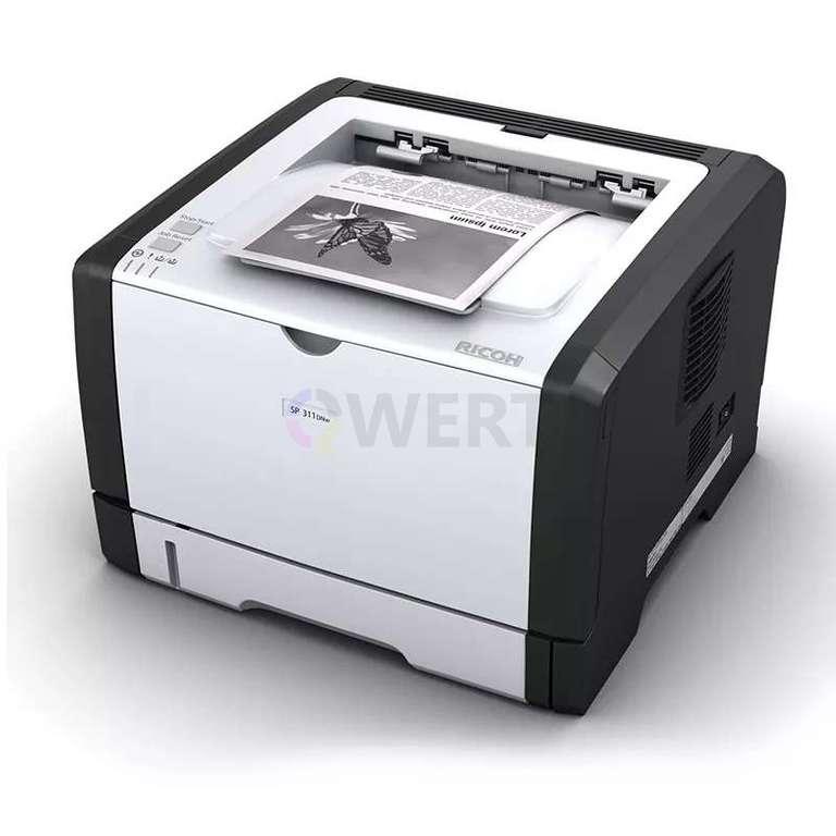 Ремонт принтера Ricoh SP 311DNw