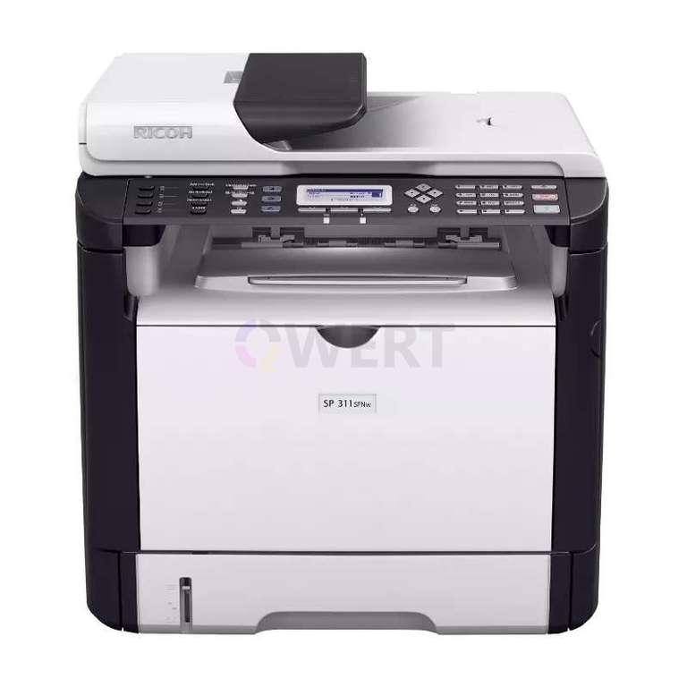 Ремонт принтера Ricoh SP 311SFN