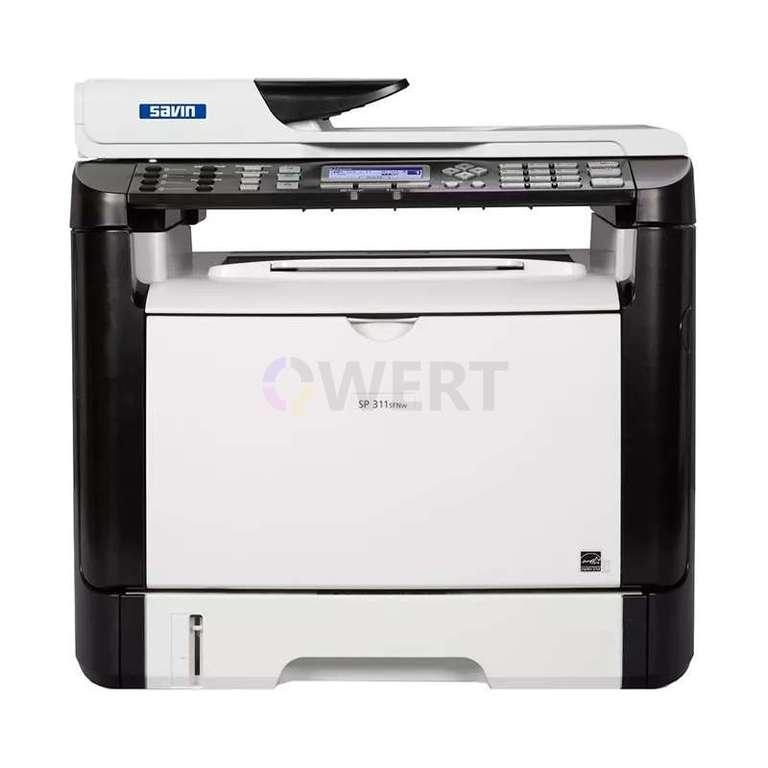 Ремонт принтера Ricoh SP 311SFNw