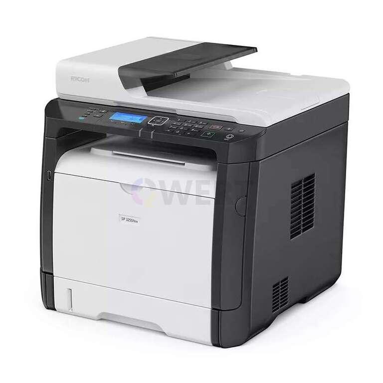Ремонт принтера Ricoh SP 325SNw