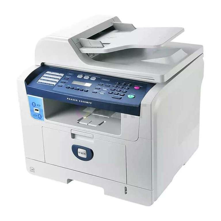Ремонт принтера Xerox Phaser 3300MFP