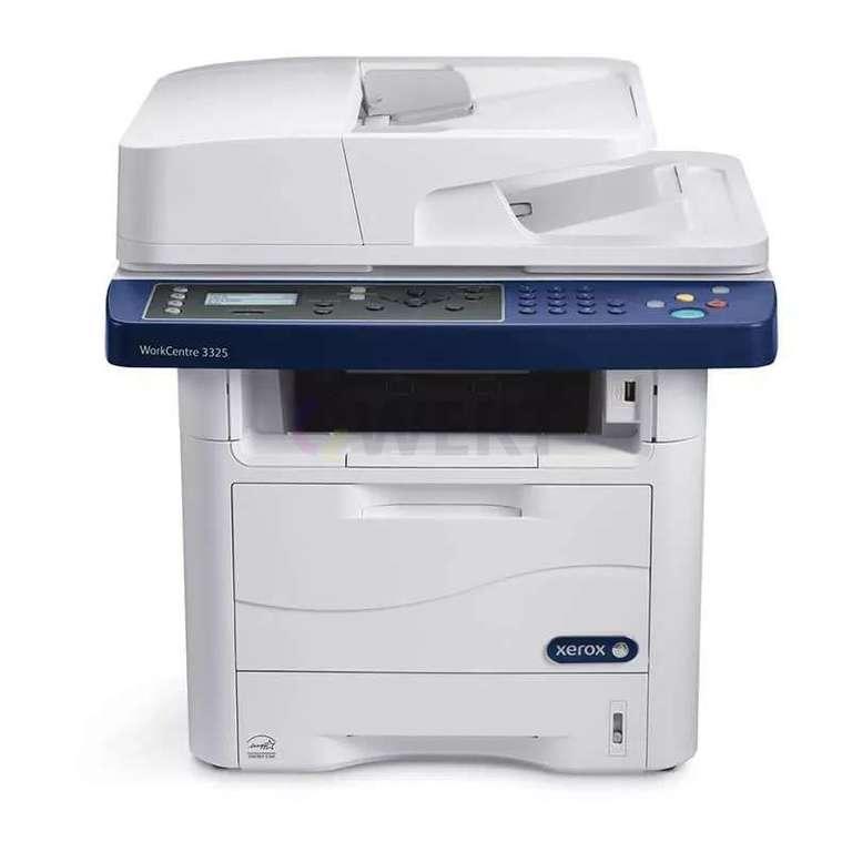 Ремонт принтера Xerox WorkCentre 3325DNI