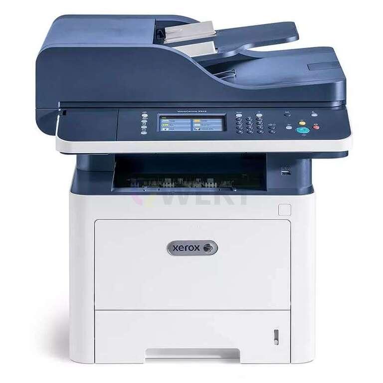 Прошивка принтера Xerox WorkCentre 3345