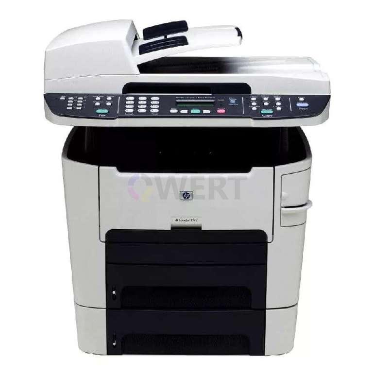 Ремонт принтера HP LaserJet 3392