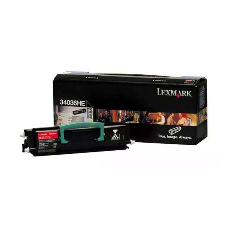Заправка картриджа Lexmark 34036SE