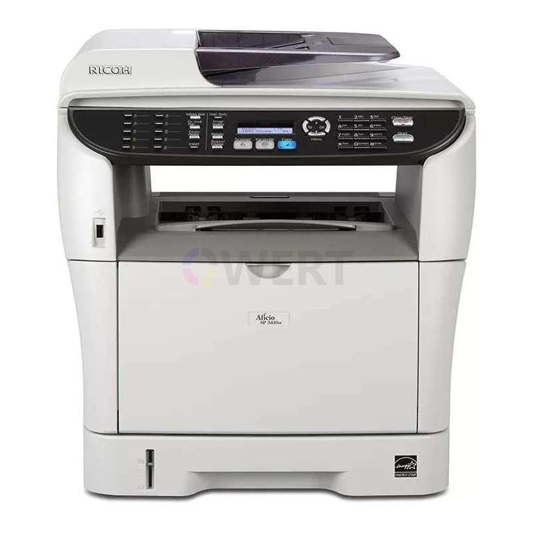 Ремонт принтера Ricoh SP 3410SF