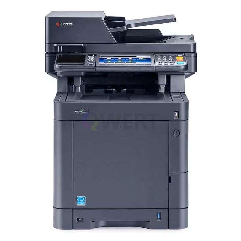 Ремонт принтера Kyocera TASKalfa 350ci