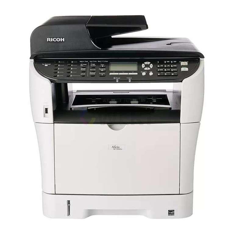 Ремонт принтера Ricoh SP 3510SF