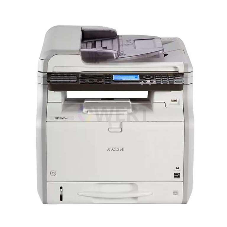 Ремонт принтера Ricoh SP 3600SF