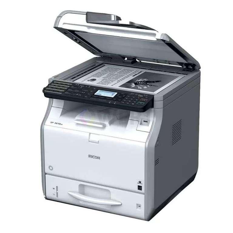 Ремонт принтера Ricoh SP 3610SF