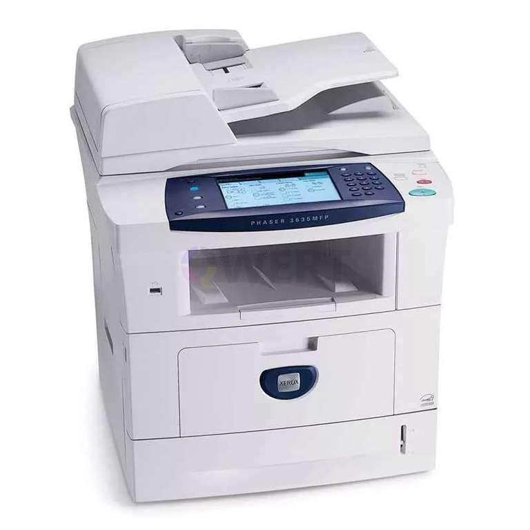 Ремонт принтера Xerox Phaser 3635MFP
