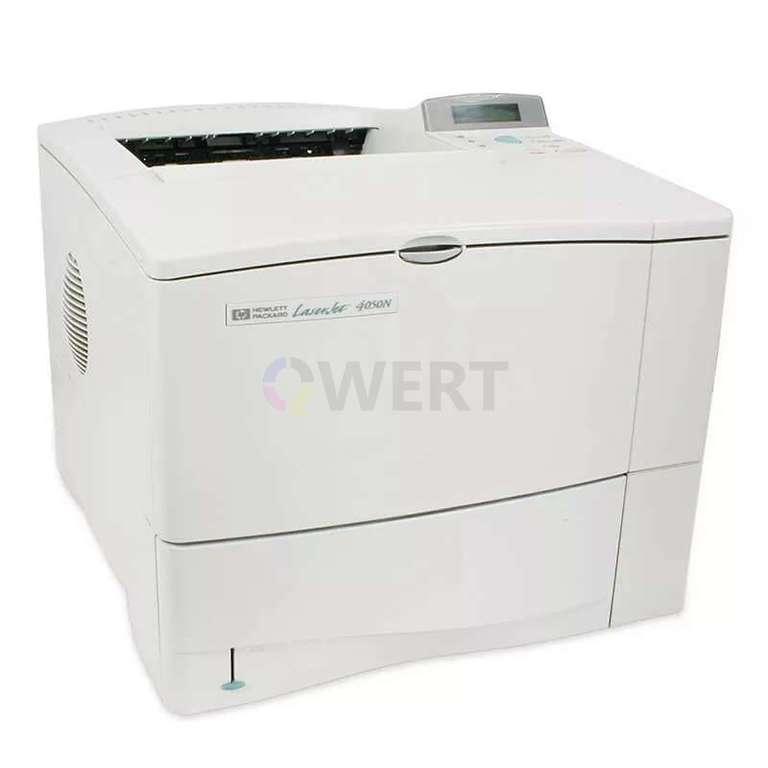 Ремонт принтера HP LaserJet 4050n