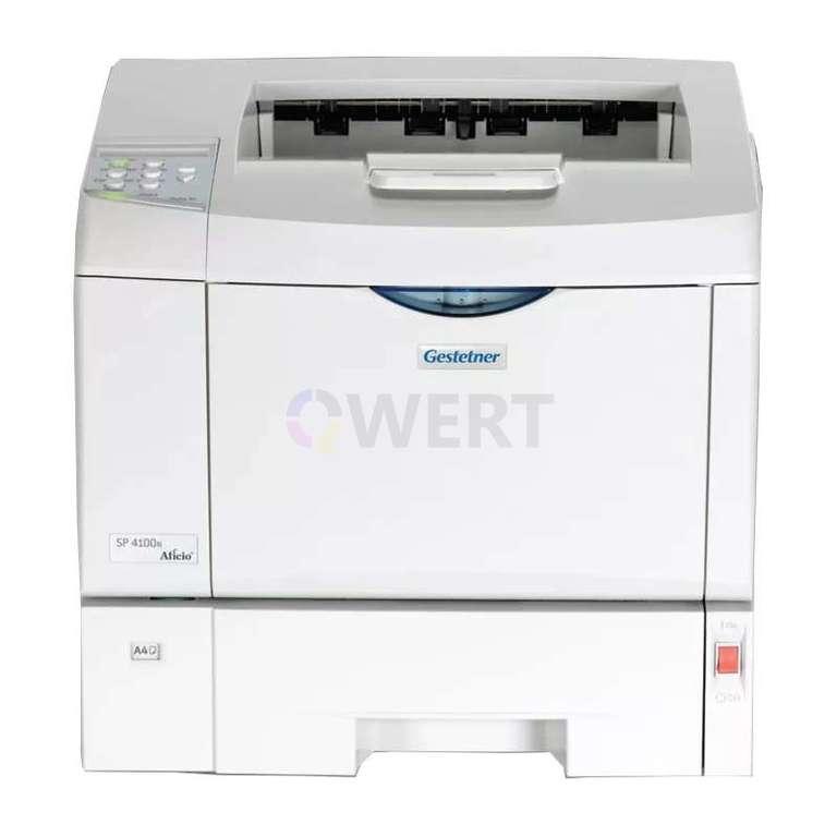 Ремонт принтера Ricoh SP 4100N