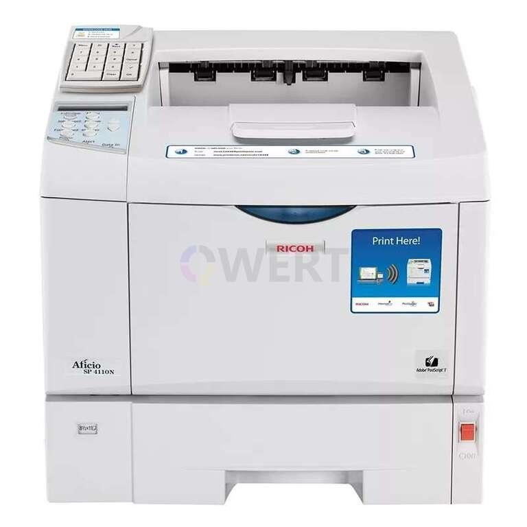 Ремонт принтера Ricoh SP 4110N