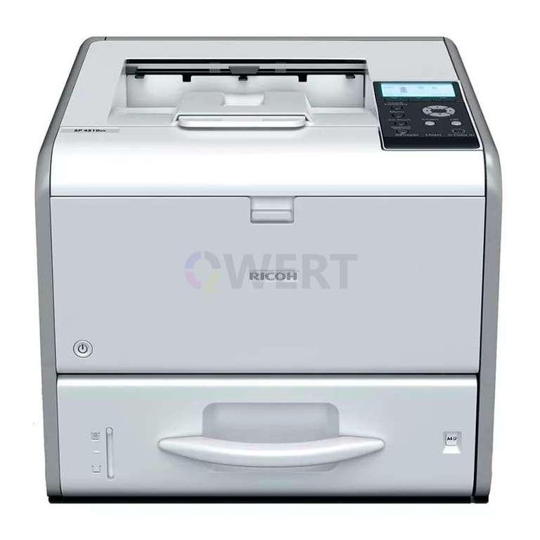 Ремонт принтера Ricoh SP 4510DN