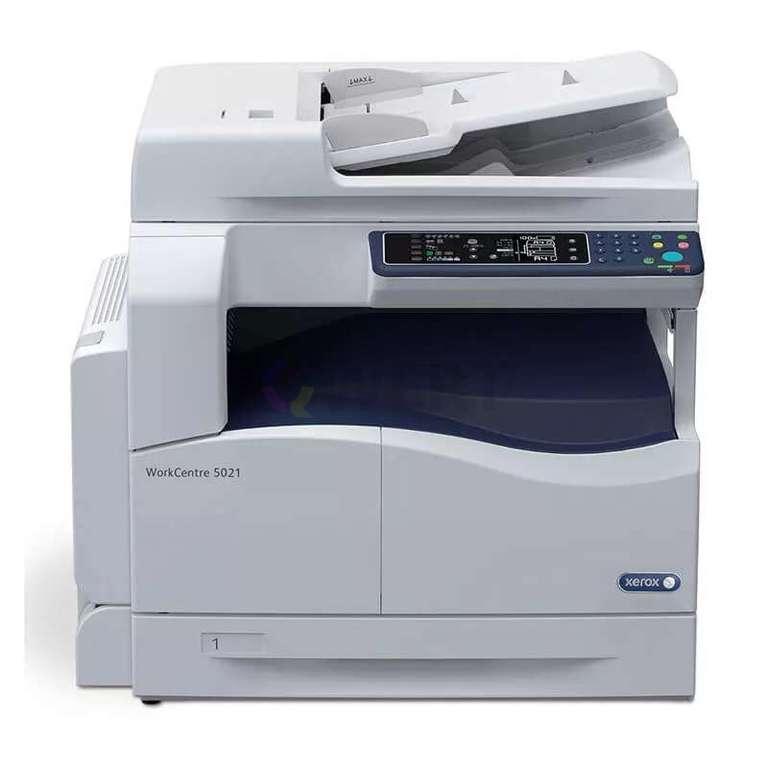 Ремонт принтера Xerox WorkCentre 5021