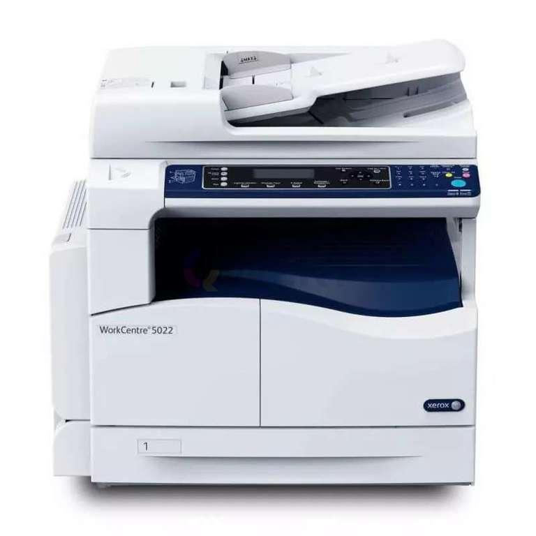 Ремонт принтера Xerox WorkCentre 5022